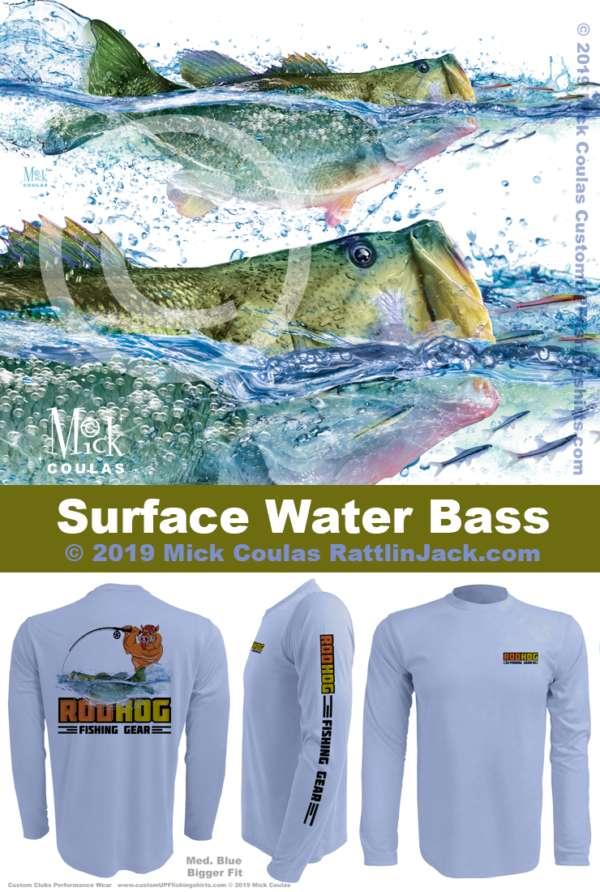 Custom-UPF-Fishing-Shirts-Surface-Water-Bass-Fish-Gallery