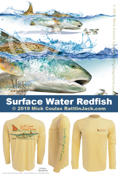 Custom-UPF-Fishing-Shirts-surface-water-redfish-Fish-Gallery