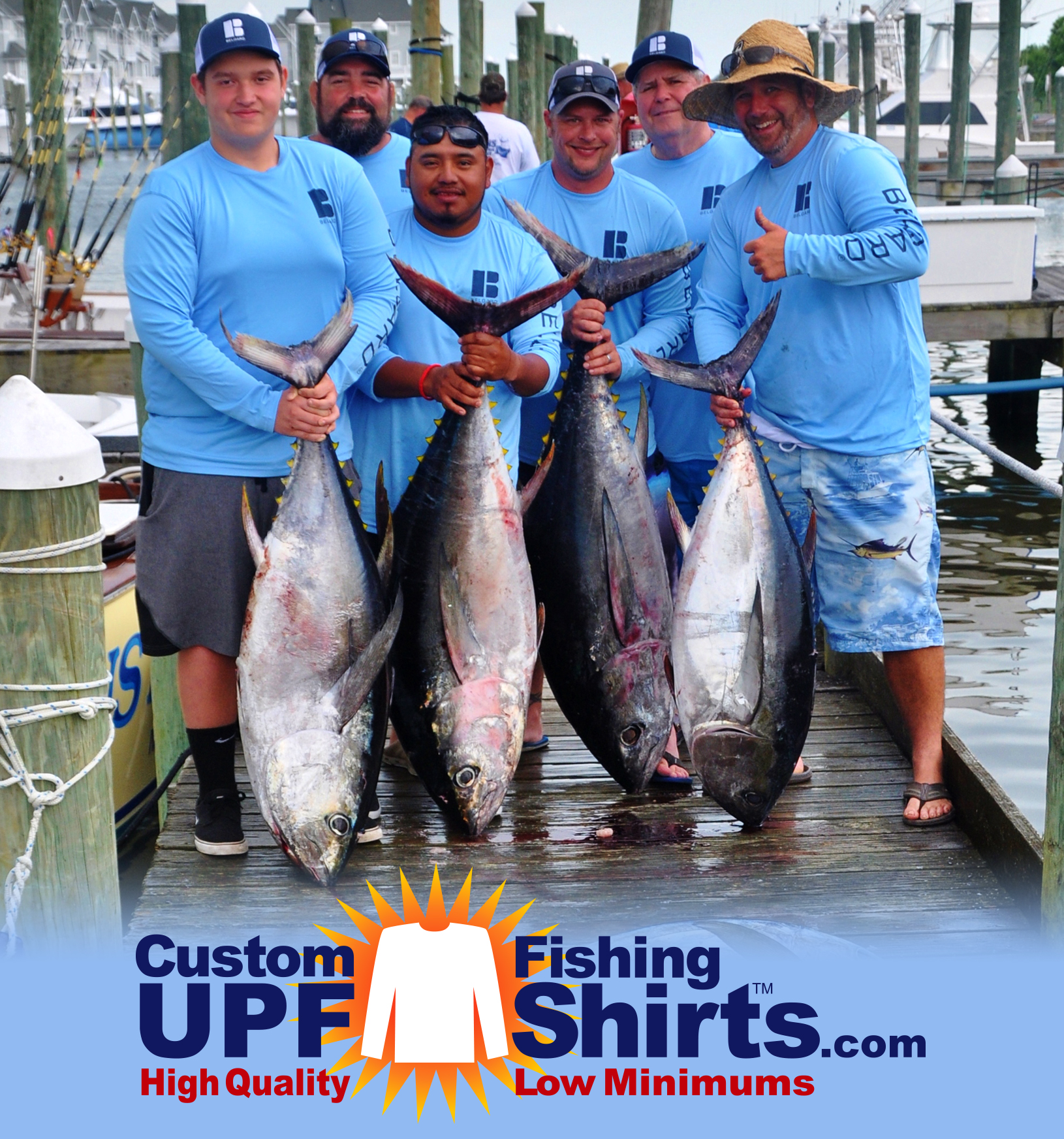 Custom-upf-fishing-shirts-Tuna-Belgard