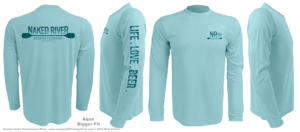 Harmonized-color-custom-upf-shirts-half-back-sample-aqua