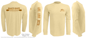 Harmonized-color-custom-upf-shirts-half-back-sample-pale-yellow